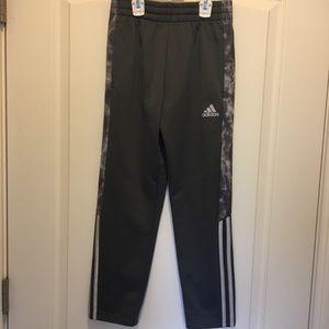 Adidas boys jogging pants